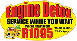 Engine Detox - Car Service while you wait
