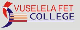 SA Klerksdorp | Vuselela FET College in Klerksdorp